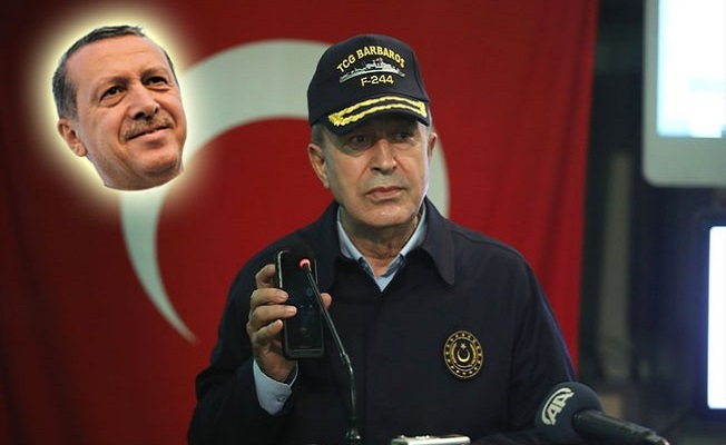 Başkan Erdoğan Mehmetçiğin bayramını kutladı