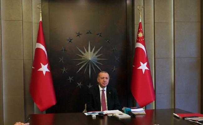 Başkan Erdoğan, tedavi gören hastalarla görüştü