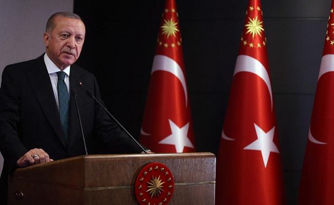 Erdoğan, Kabine Toplantısı'nın ardından konuştu