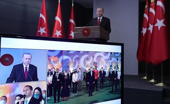 Gençlerimize ecdatları Fatih'e layık bir Türkiye bırakacağız