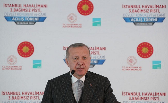 Cumhurbaşkanı Erdoğan, Devir hizmet siyaseti devridir