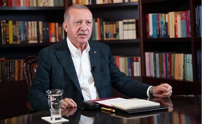 Erdoğan YKS öncesi gençlerle buluştu