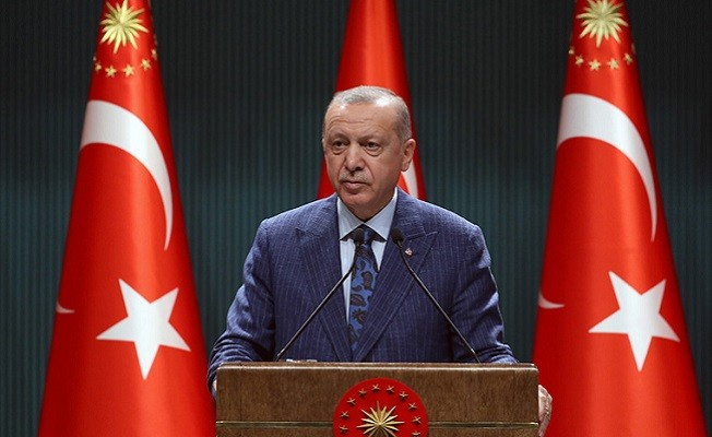 Kabine Toplantısı sonrası Cumhurbaşkanı Erdoğan açıklama yaptı!