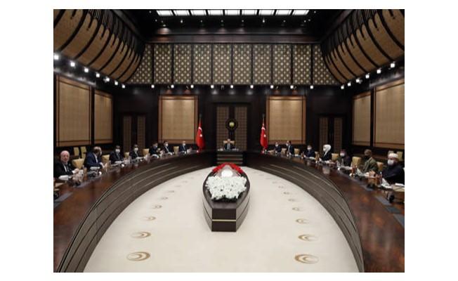Erdoğan, ABD Müslüman Organizasyonları Konseyi heyetini kabul etti