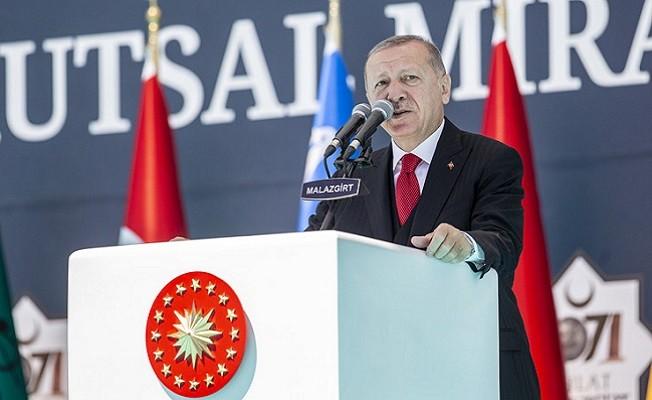 Erdoğan, Yaparız diyorsak yaparız