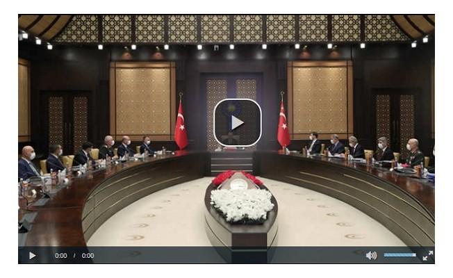 Türkiye kararlı bir şekilde yoluna devam edecektir