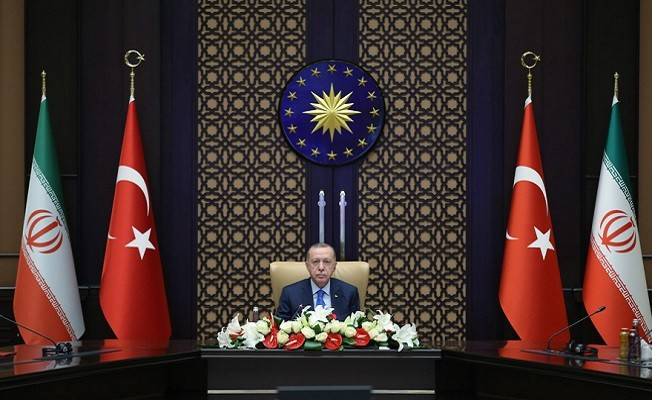 Cumhurbaşkanı Erdoğan: Türkiye-İran diyaloğu birçok bölgesel sorunun çözümünde belirleyici role sahiptir