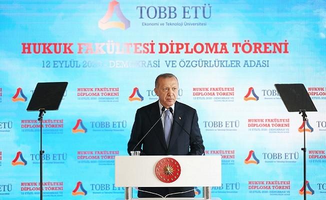 Erdoğan: Milli iradeyi hakim kıldık!
