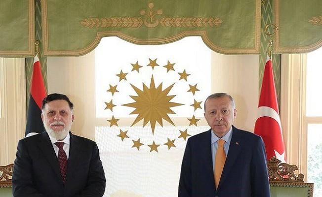 İstanbul'da kritik Libya zirvesi!