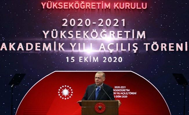 Erdoğan: İnsan-I Kâmil Yetiştirmenin Peşindeyiz