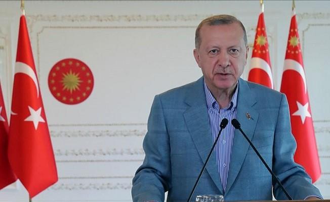 Başkan Erdoğan: Asırlık uyanışımızı önlemeye çalışıyorlar