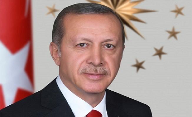 Başkan Erdoğan'dan 29 Ekim Cumhuriyet Bayramı mesajı