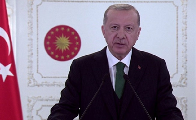 Başkan Erdoğan: Tabiat, atalarımızın bize bir mirası değil çocuklarımızın emanetidir
