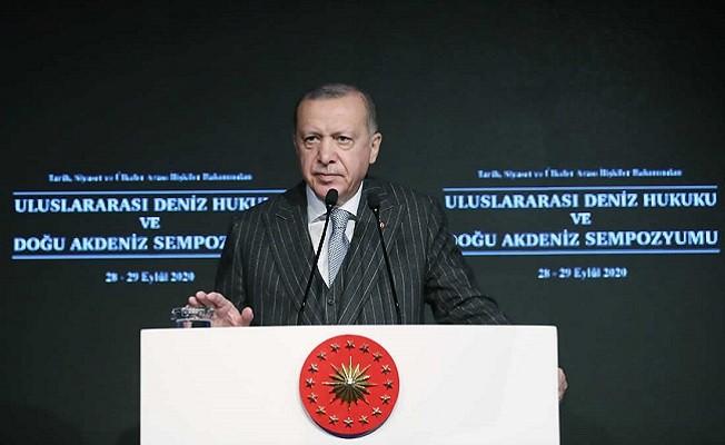 Başkan Erdoğan, Türkiye, bir Akdeniz ülkesidir
