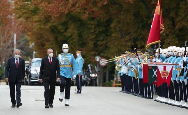 Cumhurbaşkanı Erdoğan, TBMM Yasama Yılı Açılış Toplantısı'na katıldı