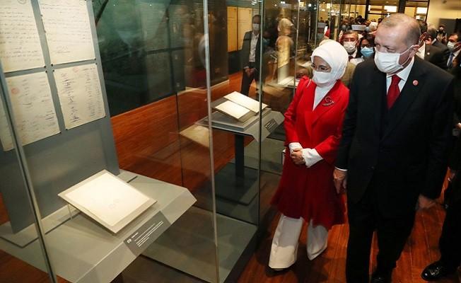 Başkan Erdoğan: En büyük gücümüz tarihi mirasımız