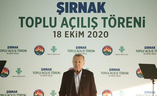 Erdoğan: Tüm Hayatımızı Milletimize Hizmete Vakfettik