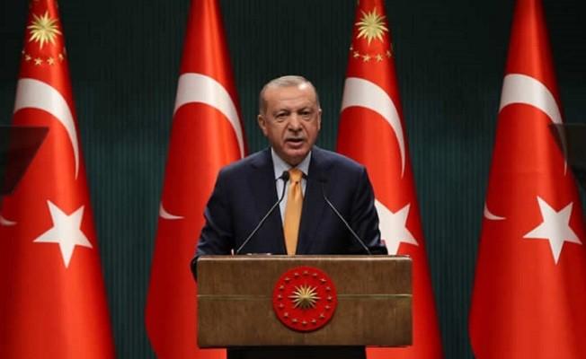 Kabine toplantısı sona erdi! Erdoğan'dan yüz yüze eğitim açıklaması
