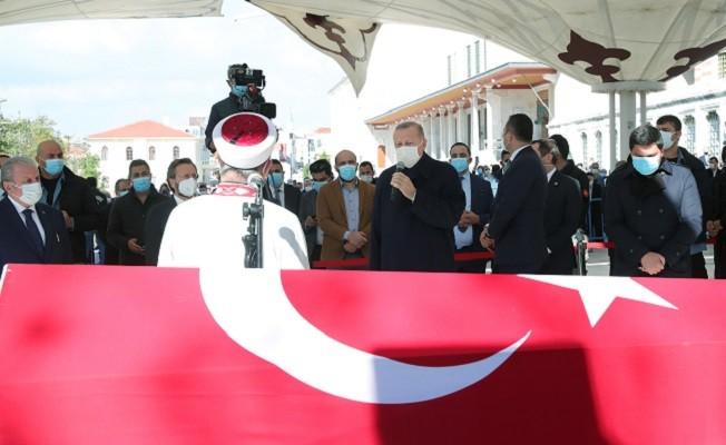 Başkan Erdoğan: Burhan Hoca'yı çok kısa sürede kaybettik
