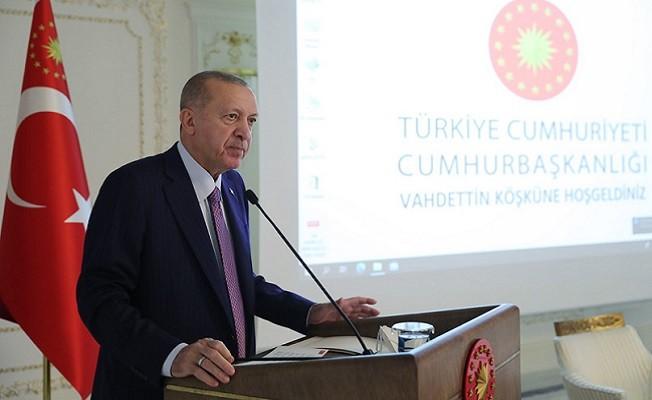 Başkan Erdoğan, TİM heyetini kabul etti
