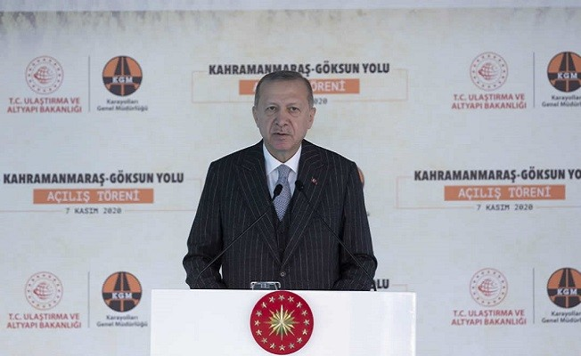 Edebiyat yolu'nda ilk sürüşü Erdoğan yaptı