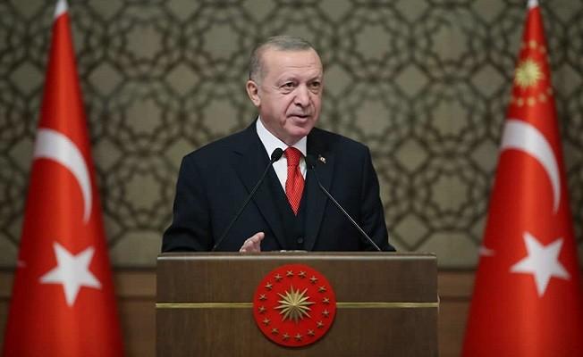 Cumhurbaşkanı Erdoğan Büyükelçilere seslendi