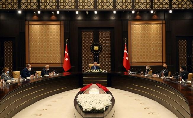 Cumhurbaşkanı Erdoğan, YASED Yönetim Kurulu Üyelerini kabul etti