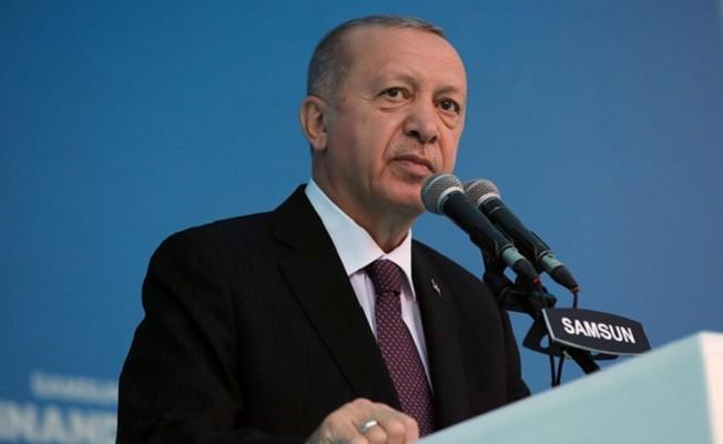 Erdoğan: Batı'da Irkçı terörizm veba gibi yayılıyor