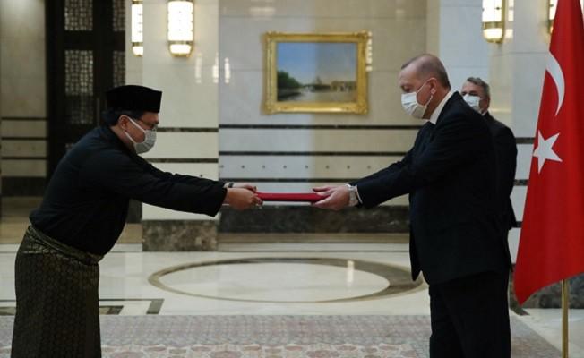 Başkan Erdoğan'dan Cumhurbaşkanlığı Külliyesi'nde peş peşe kabuller!