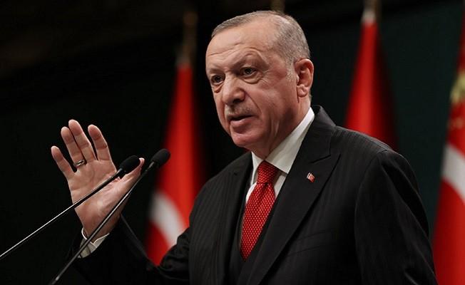 Başkan Erdoğan,  yeni tedbirleri açıkladı