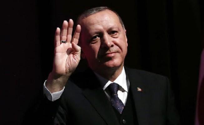 Erdoğan: Amacımız ülkemizi 4. sanayi devrimi üssü haline getirmek