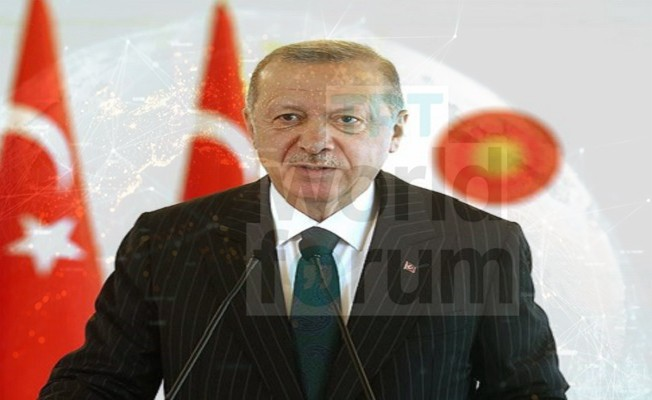 Erdoğan: Denetimsiz dijitalleşme bizi faşizme götürür