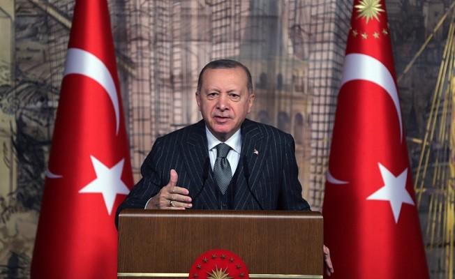 Başkan Erdoğan: Geçimi sıkıntıya düşen her kardeşimizin derdi bizim derdimizdir