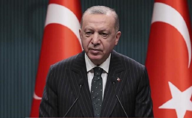 Başkan Erdoğan: Kısmi kapanma uygulamasına geçiyoruz