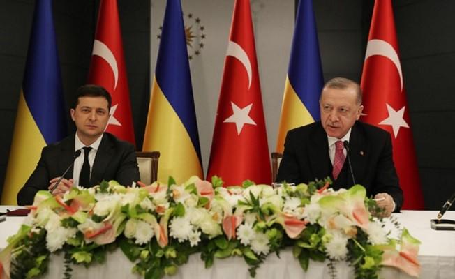 Başkan Erdoğan: Ortak coğrafyamızda gerilim arzu etmiyoruz