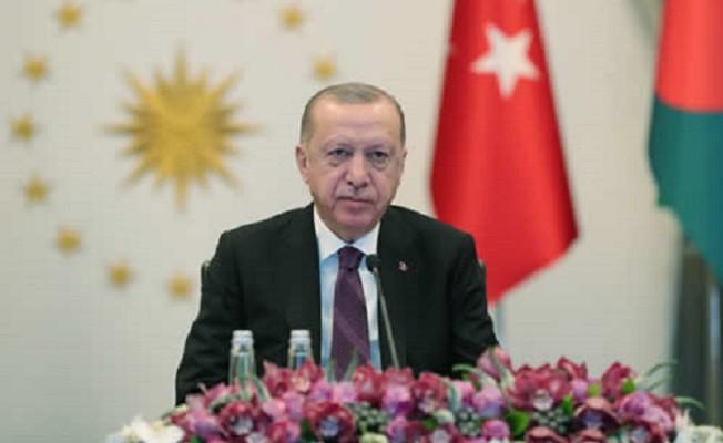 Başkan Erdoğan: Yerli aşımızı tüm insanlığını istifadesine sunacağız
