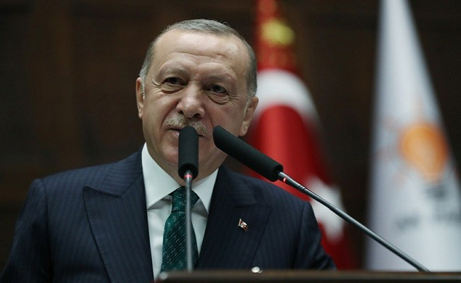 Erdoğan'dan AK Parti Meclis Grup Toplantısı'nda önemli açıklamalar