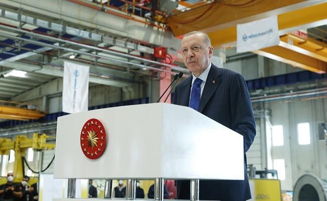 Başkan Erdoğan, Ankara'da 26 yeni fabrikanın açılışına katıldı
