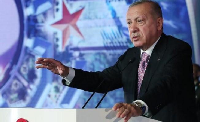 Başkan Erdoğan: Ay-Yıldız karargah düşmana korku dosta güven verecek
