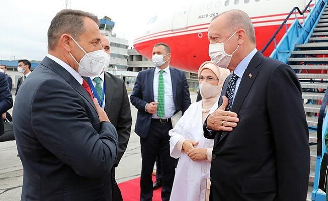 Başkan Erdoğan Bosna-Hersek'te