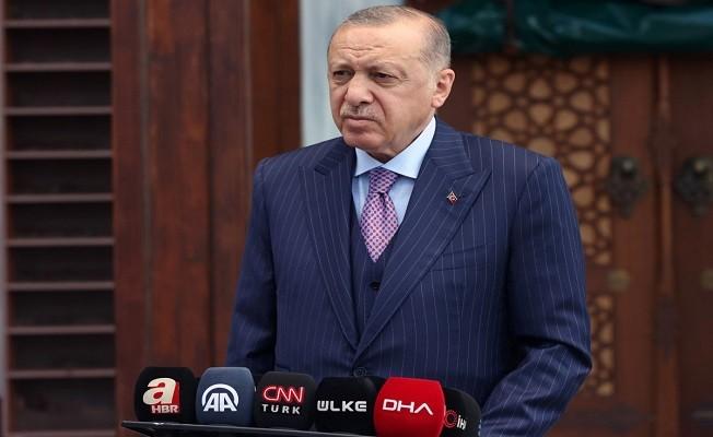 Başkan Erdoğan, Gerekirse Taliban'la da görüşmeler yapabiliriz