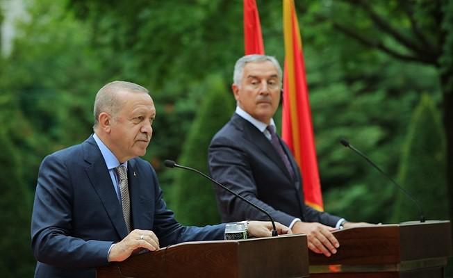 Başkan Erdoğan, Türkiye'nin tarihten gelen sorumluluğu var