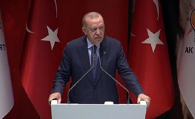 Başkan Erdoğan, Türkiye'yi kendi ülkesinin ve milletin felaketinden medet uman zihniyetin eline bırakamayız