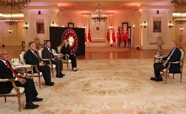 Cumhurbaşkanı Erdoğan, Türkiye yolgeçen hanı değildir.