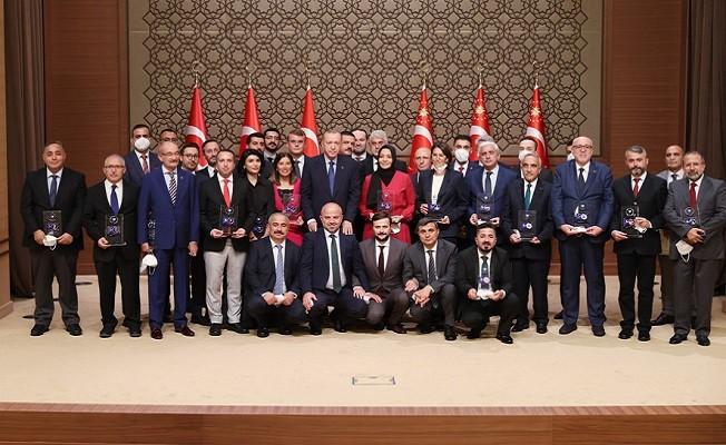 Başkan Erdoğan: 2023 Türk milletinin yeniden şahlanışının sembolüdür