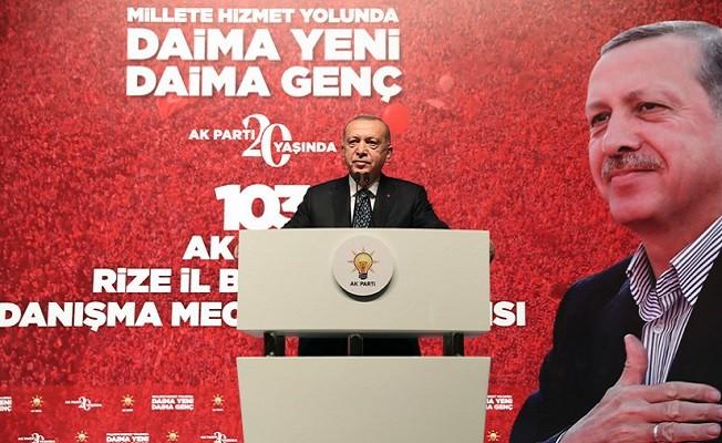 """Başkan Erdoğan: """"Akıncı""""larla dünya harp tarihini yeniden yazıyoruz"""