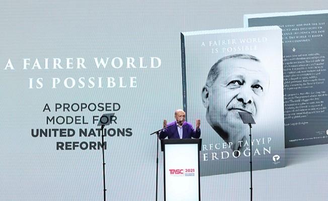 Başkan Erdoğan: İslam düşmanlığı barışı tehdit eden yıkıcı bir akıma dönüşmüştür
