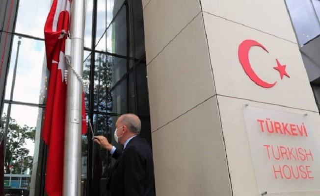 Başkan Erdoğan: Türkevi binamızın kapıları herkese açıktır