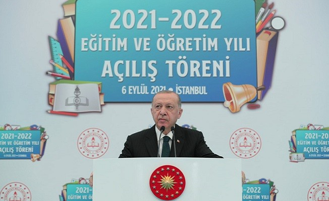 Başkan Erdoğan: Yüz yüze eğitimi devam ettirmekte kararlıyız