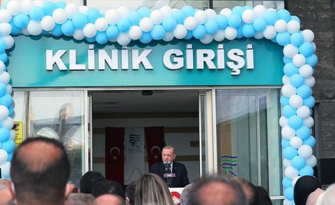 Başkan Erdoğan, Rize-Artvin havalimanı, üniversitemizin gelişmesine önemli katkı sağlayacaktır